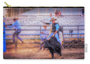 Rodeo Rider Carry-all Pouch