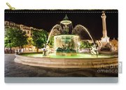 Rossio Square Night Carry-all Pouch
