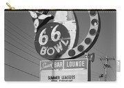Route 66 Bowl Carry-all Pouch