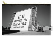 Route 66 - Drive-in Theatre Carry-all Pouch