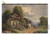Rural Idyll Carry-all Pouch