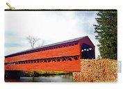 Sachs Bridge - Gettysburg Carry-all Pouch