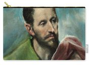 Saint James The Younger Carry-all Pouch