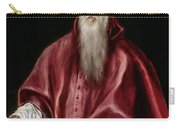 Saint Jerome As Scholar Carry-all Pouch