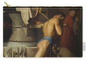 Samson And The Philistines Carry-all Pouch