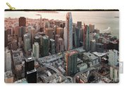 San Francisco Financial District Skyline Carry-all Pouch