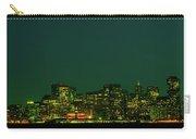 San Francisco Nighttime Skyline Carry-all Pouch