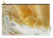 Sandy Wave Carry-all Pouch