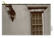 Santa Fe - Adobe Window And Light Carry-all Pouch