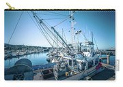Scenery Around Monterey Bay California In Spring Carry-all Pouch