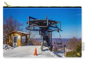 Scenery Around Timberline Ski Resort West Virginia Carry-all Pouch