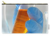 Scientific Experiment In Science Research Lab Carry-all Pouch