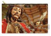 Senhor Bom Jesus Da Pedra Carry-all Pouch by Gaspar Avila