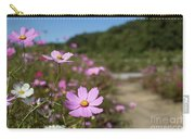 Sensation Cosmos Bipinnatus Fully Bloomed Colorful Cosmos On M Carry-all Pouch