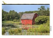 Sinking Red Barn #6 Carry-all Pouch