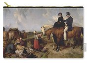 Sir Edwin Henry Landseer Carry-all Pouch