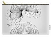 Slinky Patent 1947 Carry-all Pouch