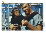 Space: Chimpanzee, 1961 Carry-all Pouch