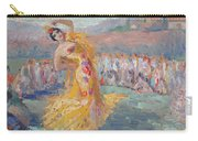 Spain Dancer Carry-all Pouch