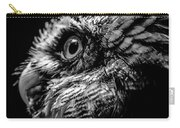 Spectacled Owl  Carry-all Pouch