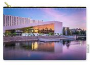 Spokane Washington City Skyline And Convention Center Carry-all Pouch