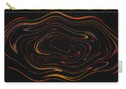 Squiggling Carry-all Pouch