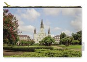 St. Louis Cathedral - Hdr Carry-all Pouch