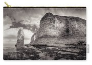 Stack And Chalk Cliff Carry-all Pouch