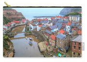 Staithes - England Carry-all Pouch