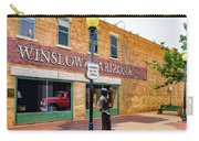 Standing On The Corner - Winslow Arizona Carry-all Pouch