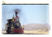 Steam Engine Carry-all Pouch by Michael Chatt