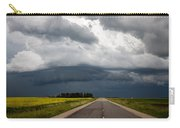 Storm Clouds Prairie Sky Carry-all Pouch