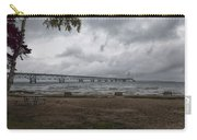 Straits Of Mackinac Carry-all Pouch