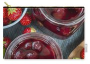 Strawberry Preserve Carry-all Pouch