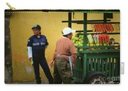 Street Vendor - Antigua Guatemala Carry-all Pouch