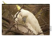 Sulfur Crested Cockatoo Carry-all Pouch