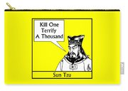 Sun Tzu Carry-all Pouch