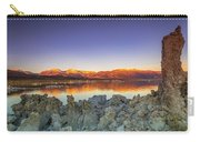 Sunrise At Mono Lake Carry-all Pouch