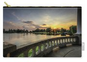 Sunrise In The Park Carry-all Pouch