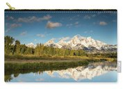 Sunrise In Wyoming Carry-all Pouch