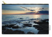 Sunset At Basanija Carry-all Pouch