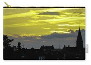 Sunset In Koln Carry-all Pouch