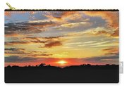 Sunset Mount Dora Carry-all Pouch