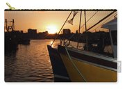 Sunset Over Sutton Harbour Plymouth Carry-all Pouch
