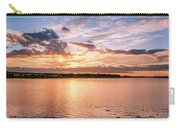 Sunset Over The Bay.......... Carry-all Pouch