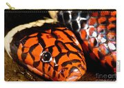 Surinam Coralsnake Carry-all Pouch