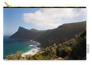Table Mountain National Park Carry-all Pouch by Fabrizio Troiani