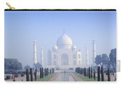 Taj Mahal View Carry-all Pouch