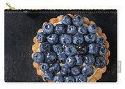 Tartlet With Blueberries Carry-all Pouch