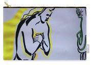 Temptation Of Jesus Carry-all Pouch